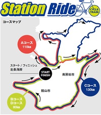 �T�C�N�����O�C�x���g�wStation Ride in ��[��2016�x