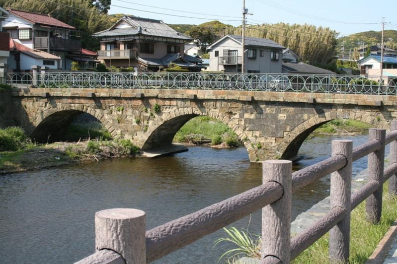 めがね橋 …千葉県の重要文化財です。