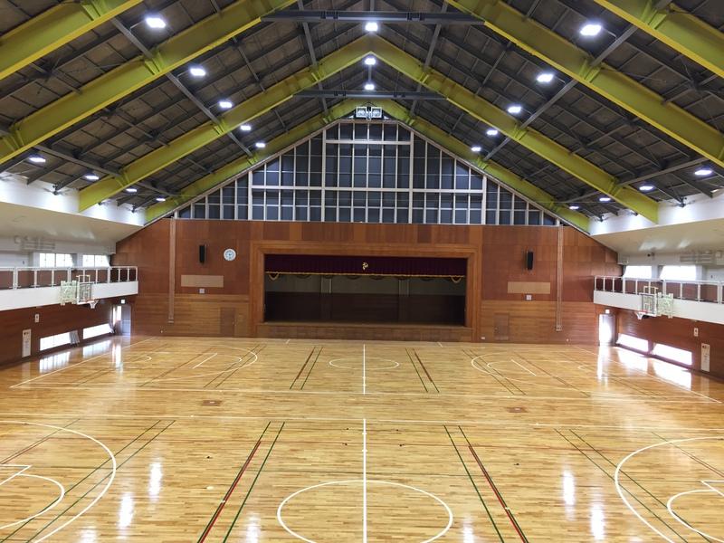 富浦体育館|公共施設・スポーツ...