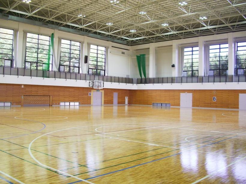 丸山体育館|公共施設・スポーツ...
